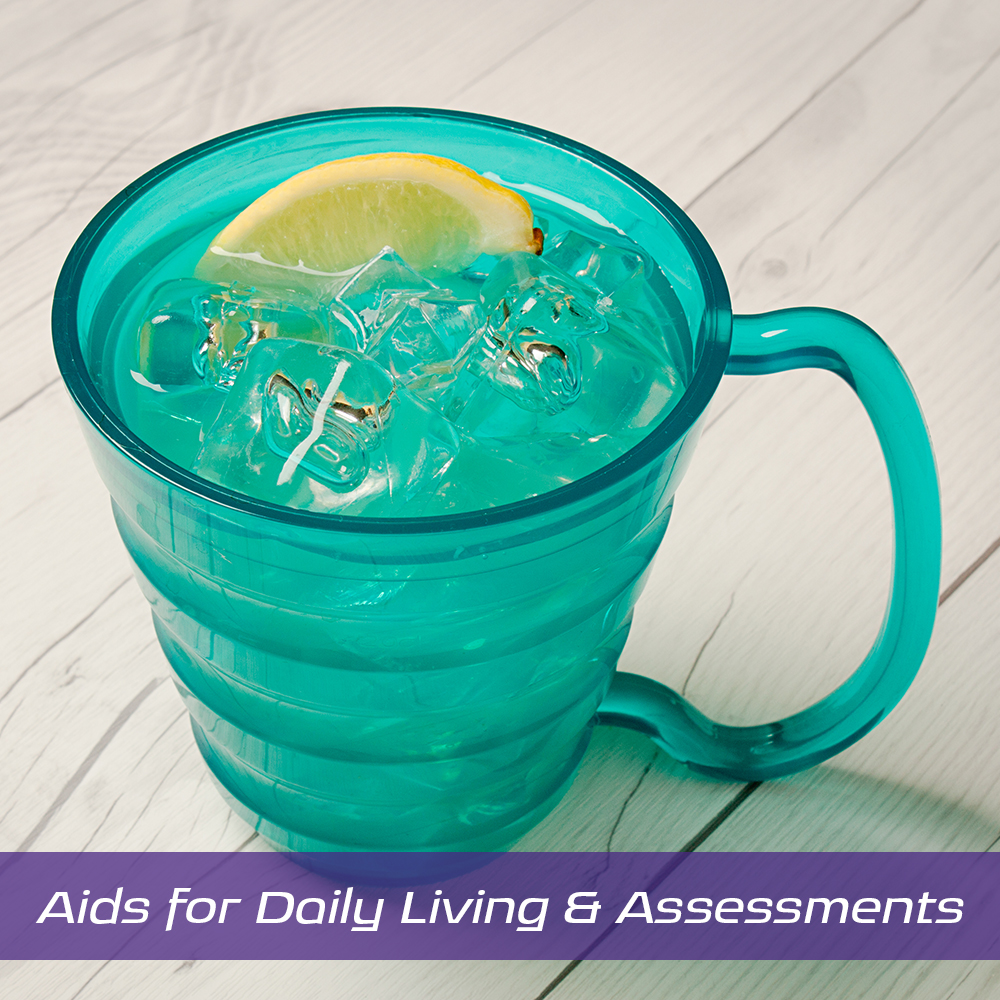 Image:  Scientific Products Ableware Aids Daily Living-Assessments